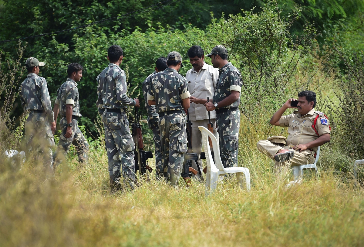 Indoreans' opinion divided over Hyderabad encounter