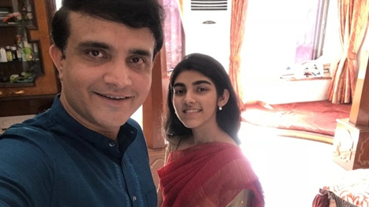 'You should be proud of her for saying the right thing': Twitter hails Sana, tells Sourav Ganguly that she has a spine
