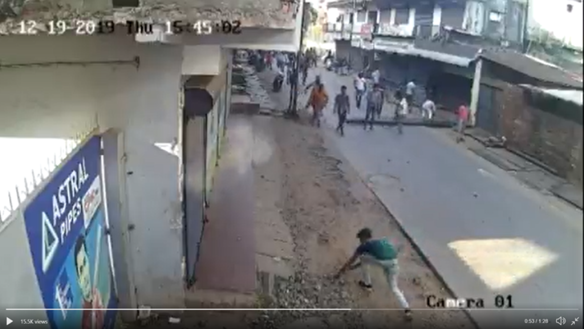 Mangaluru cops release videos of 'extremists' and 'anti-social elements' instigating violence