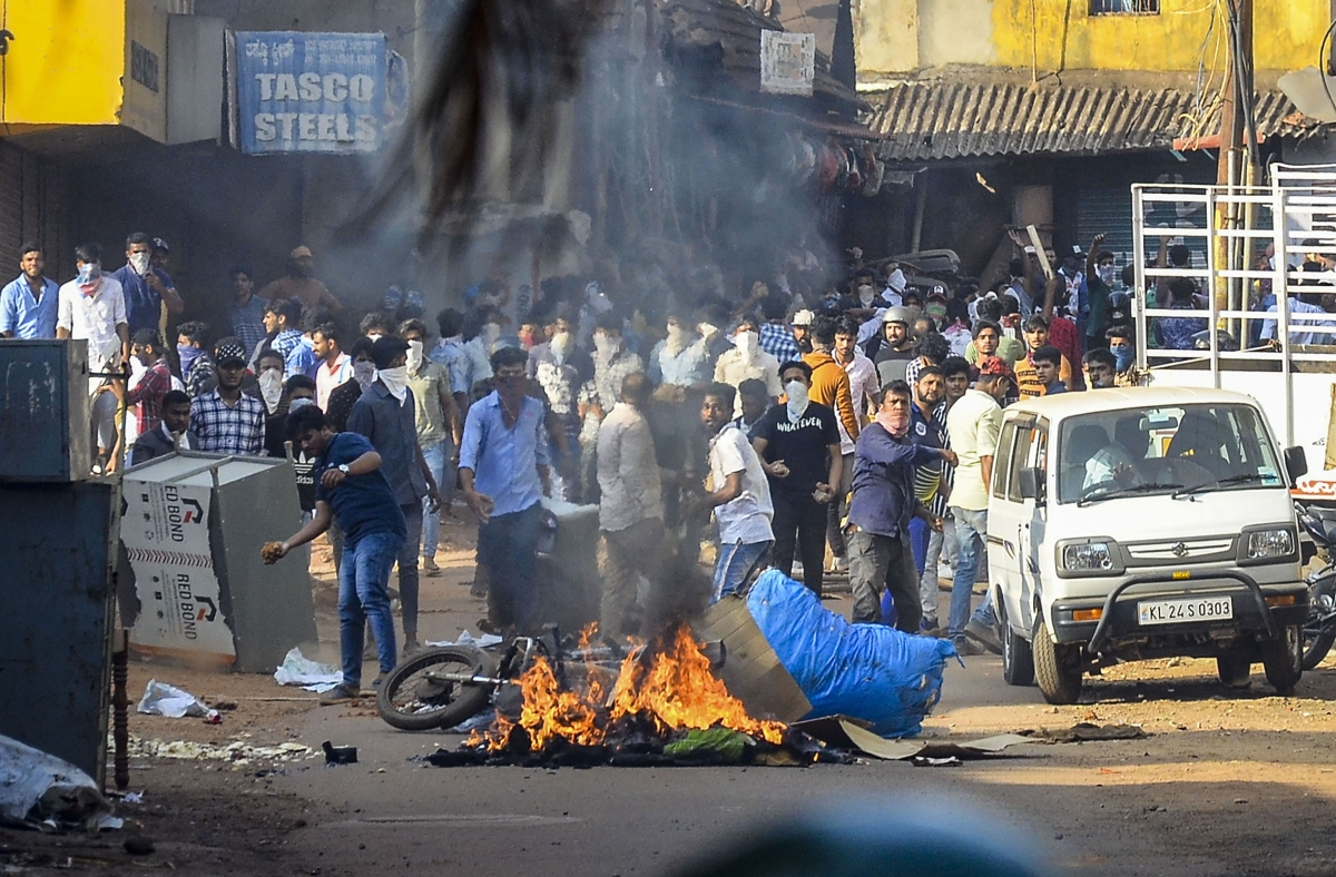 CAA: 2 killed in Karnataka, hundreds detained as protests erupt across India
