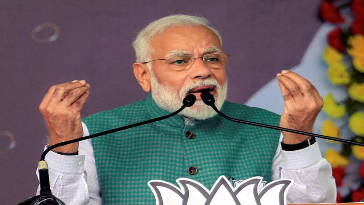 PM Modi tweets #IndiaSupportsCAA, asks people to share information from NaMo app and support CAA