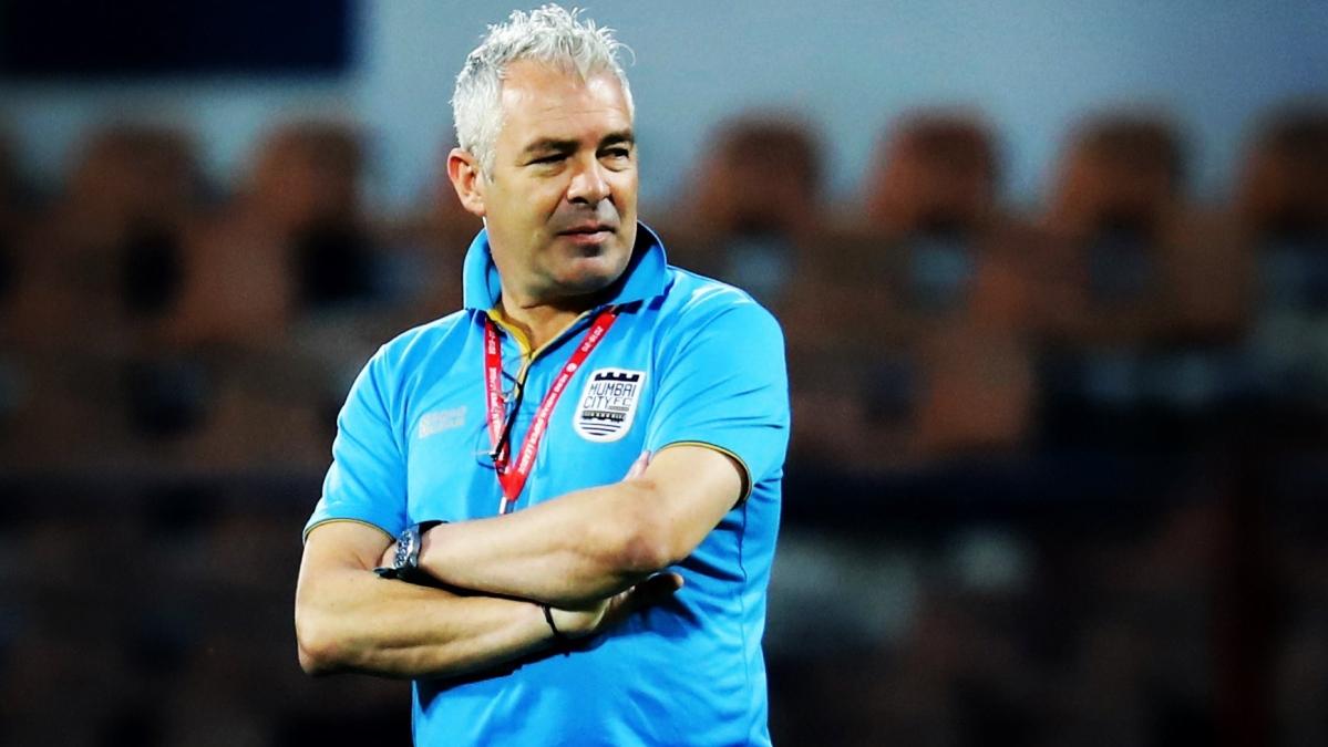 Mumbai City FC coach Jorge Costa