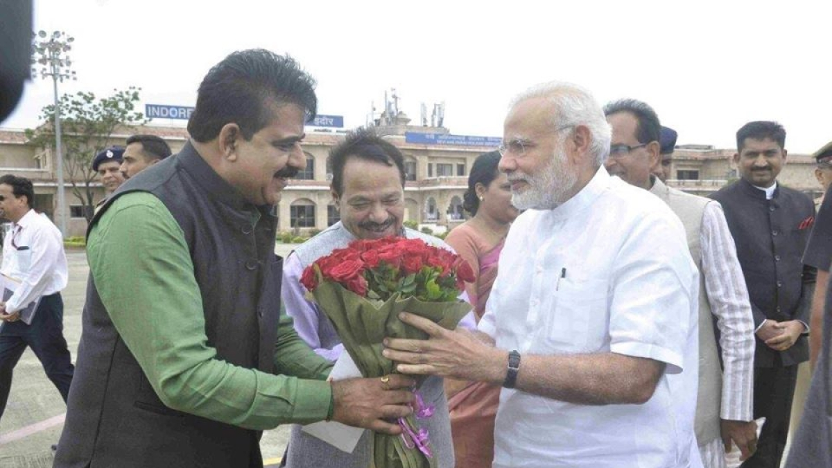 PM Modi's rule has been visionary, has inspired trust, writes Shankar Lalwani, MP from Indore