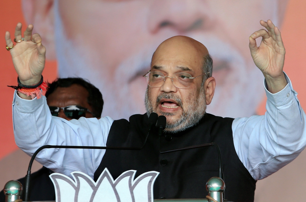 Rahul doesn't understand 370 because of his Italian spectacles: Amit Shah