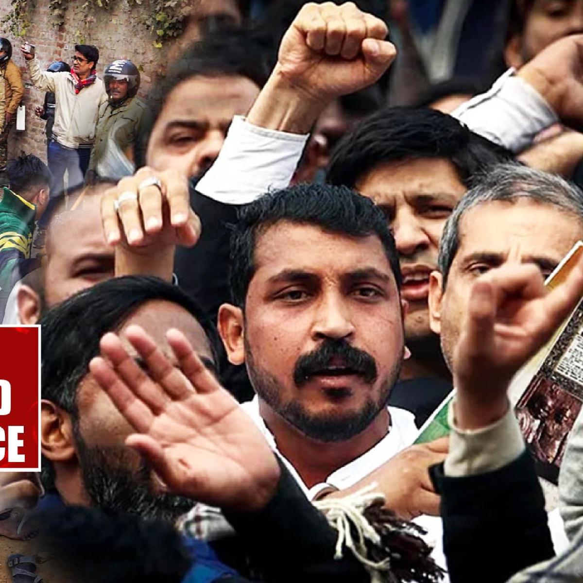 CAA protests: Bhim Army chief Chandrashekhar Azad arrested by Delhi police for arson