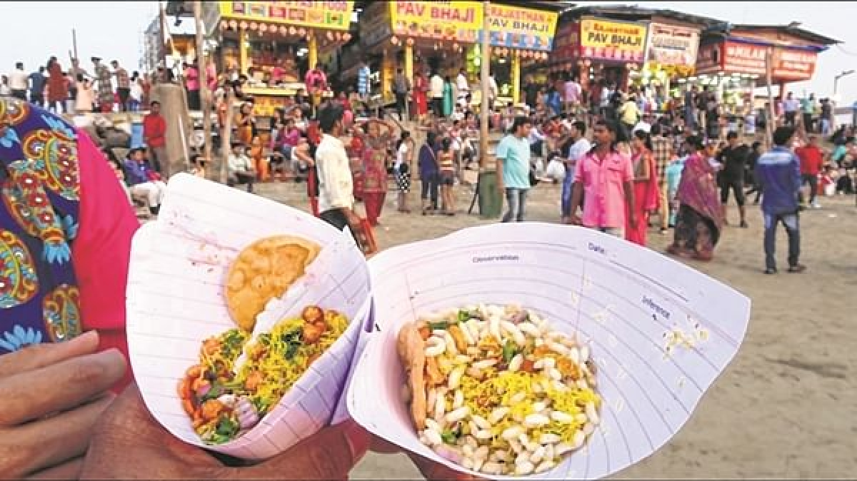 BMC yet to get recipe right on Girgaum bhelpuri stalls