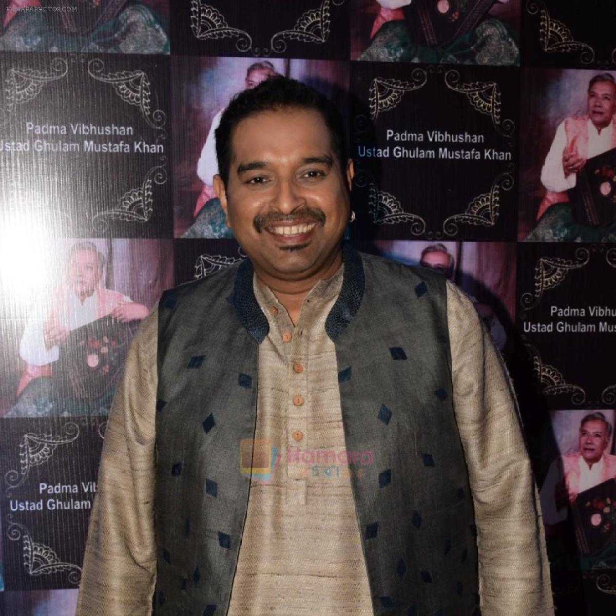 Shankar Mahadevan's 'ode' to para cricketers