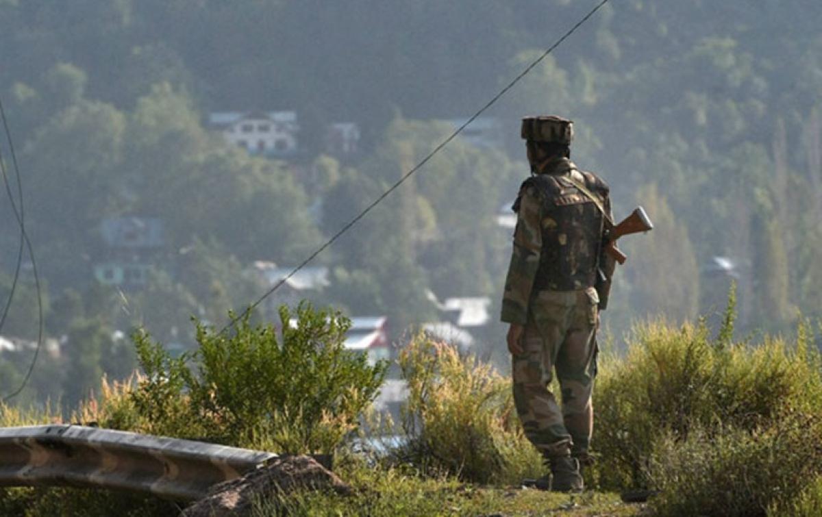 BSF recovers M-16, AK-56 and AK-47 rifles in Aizawl, says belonged to Myanmar rebels