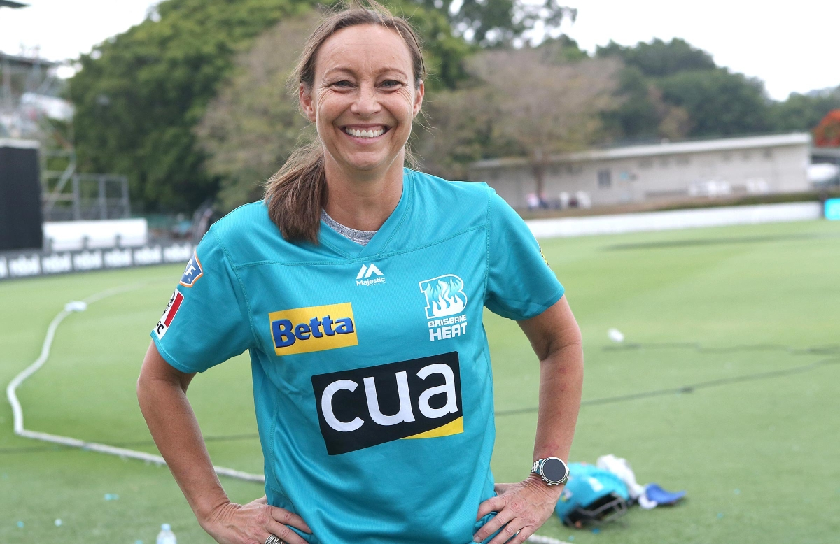 Again, who needs men? Julia Price named first female coach in the Big Bash League