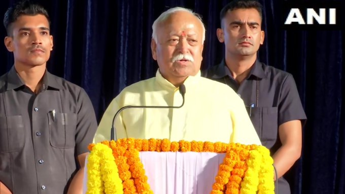 Rearing cows will reduce jail inmates' criminality: Bhagwat