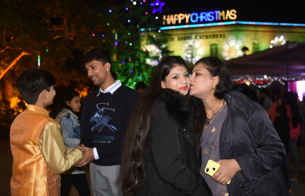 Indore: Christmas celebrated with fervour