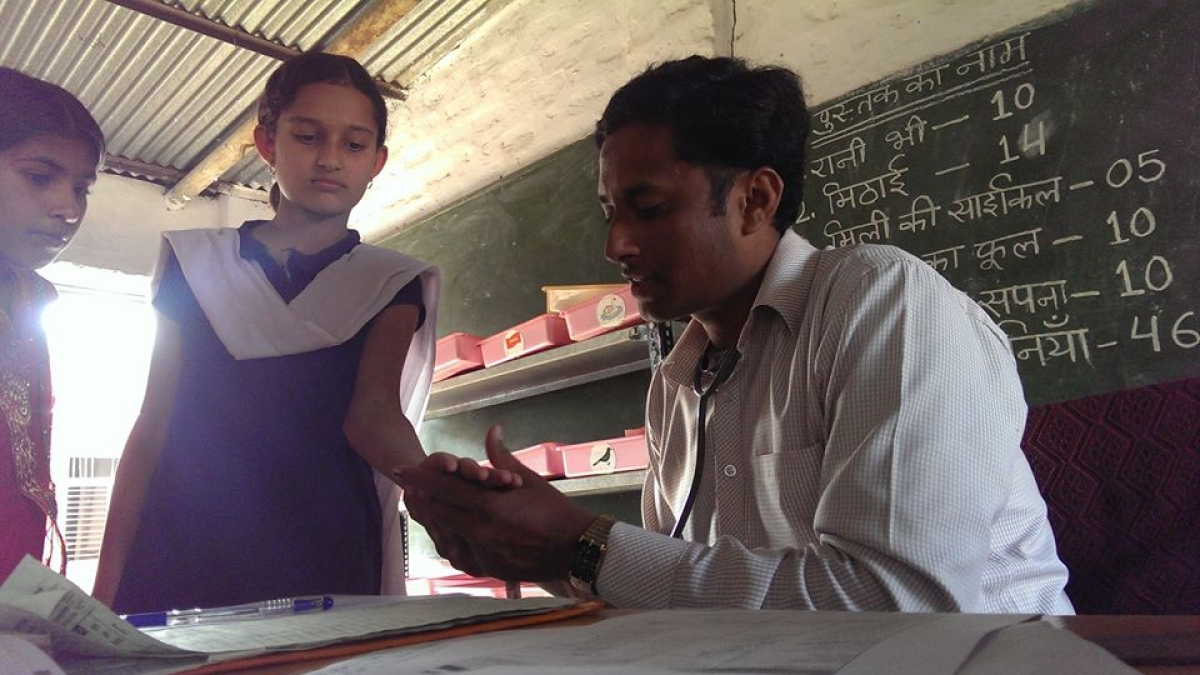 Bhopal: NIC pitches in to ensure better health care to students