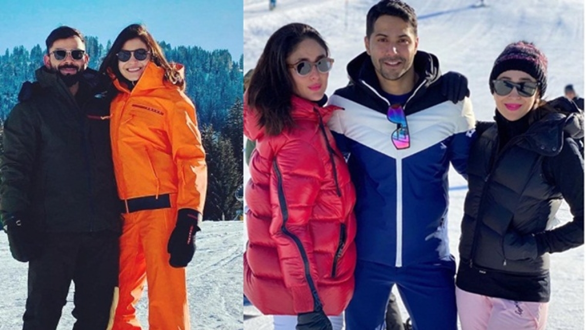 From Virat-Anushka to Kareena-Karisma; these vacay pics prove B-town is still obsessed with Switzerland