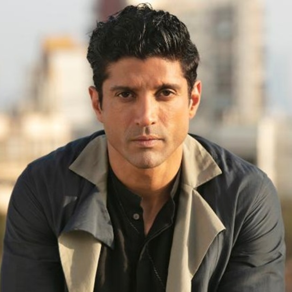 Farhan Akhtar receives first dose of COVID-19 vaccine