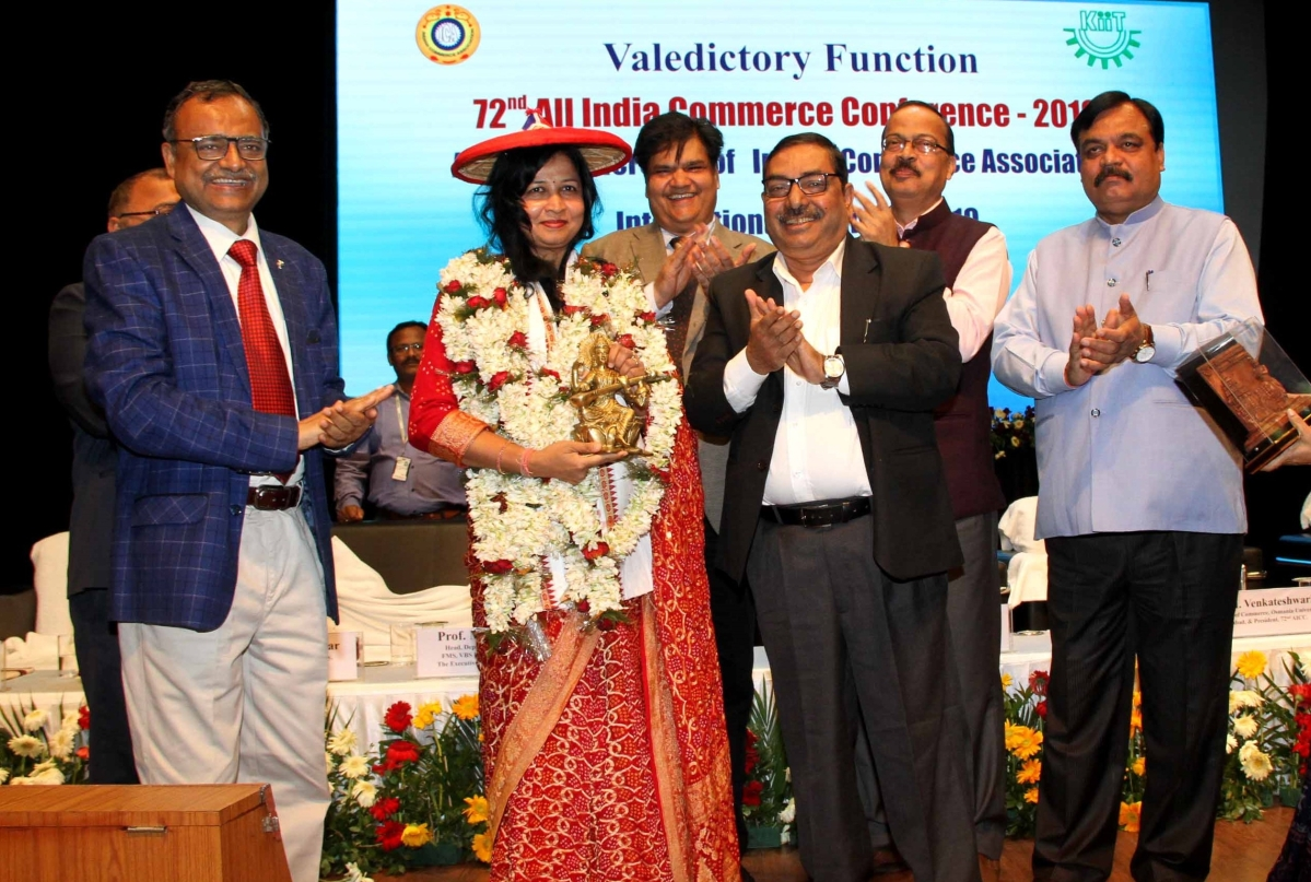 All India Commerce Conference concludes at KIIT