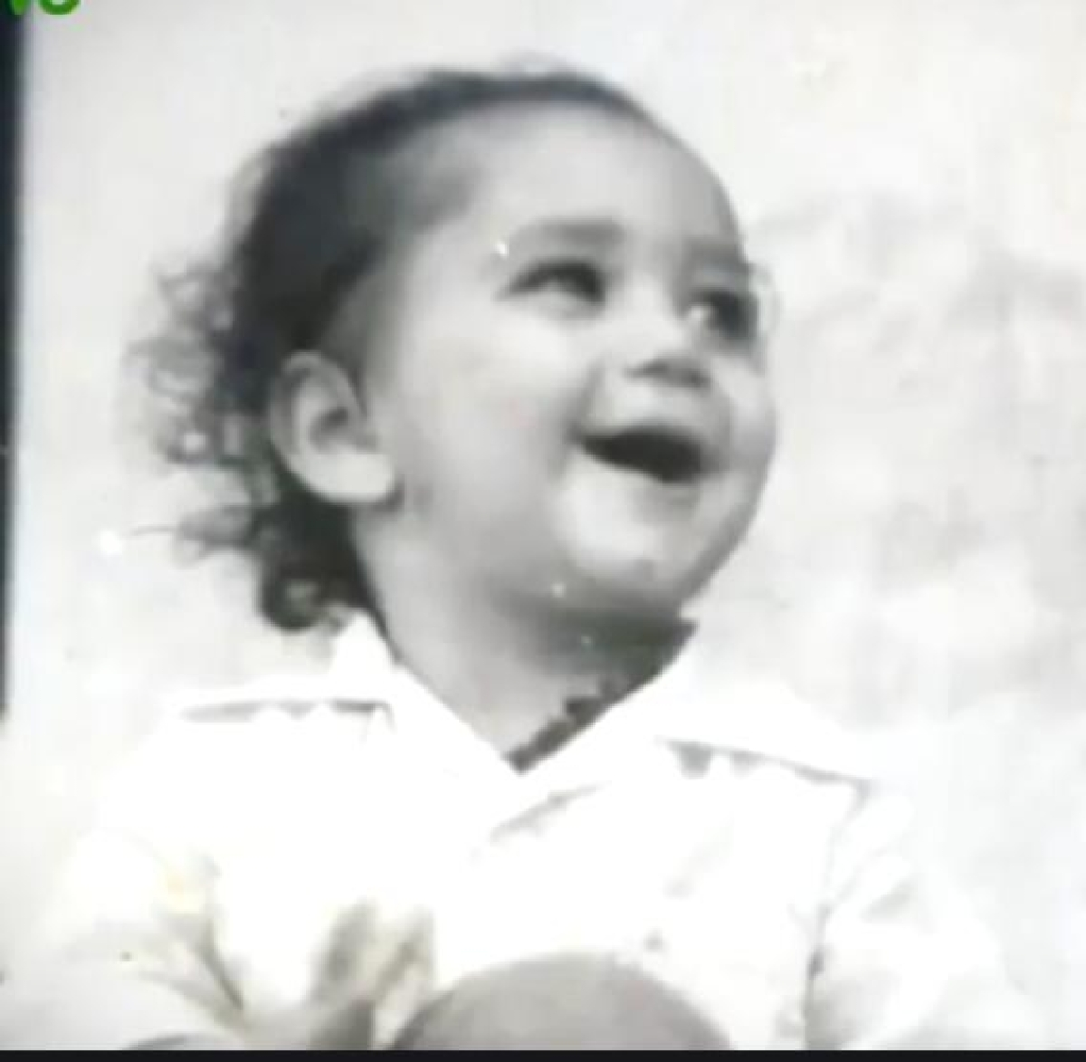 JP Nadda as a young boy