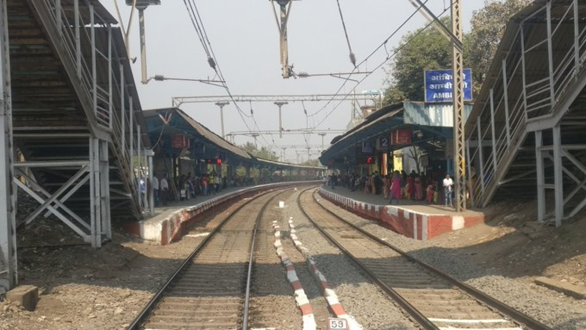 CR services hit as dumper rams into level-crossing gate at Ambivli