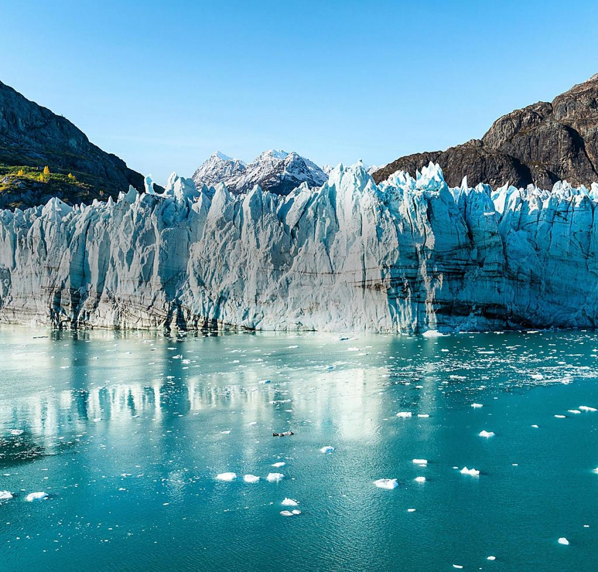 Alaskan glaciers are melting much faster than thought