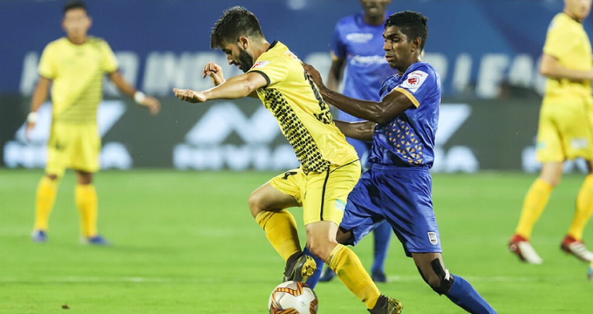 Mumbai City FC vs Hyderbad FC