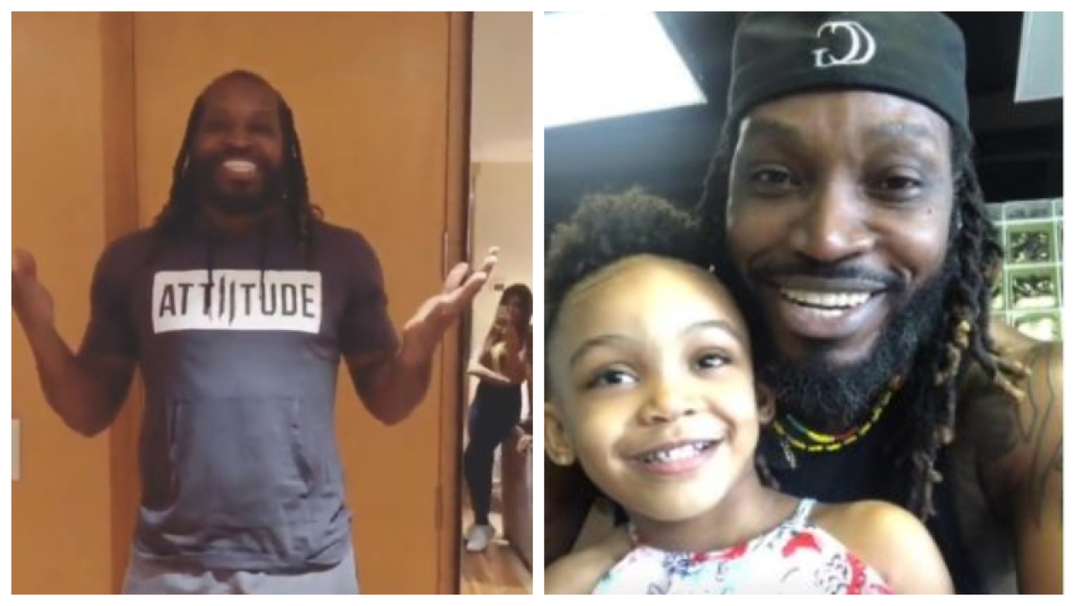 World Boss Chris Gayle joins TikTok