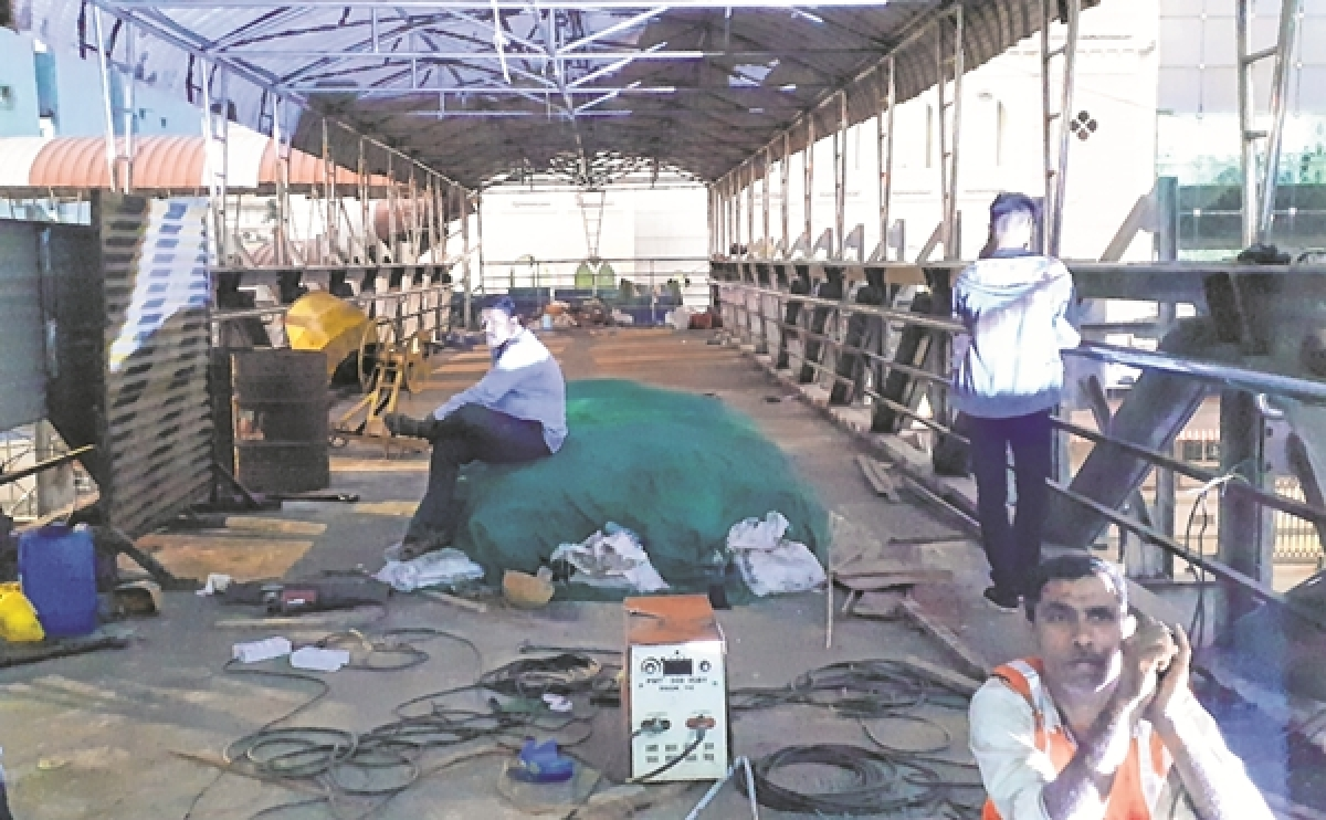 Mumbai: Charni Road FOB to reopen by Feb-end