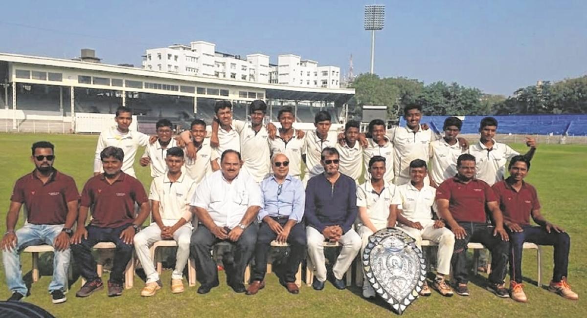 Harris Shield: Al Barkaat MMI English School emerge champions