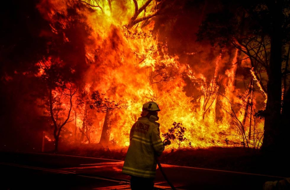 Climate change is adding fuel to wildfire