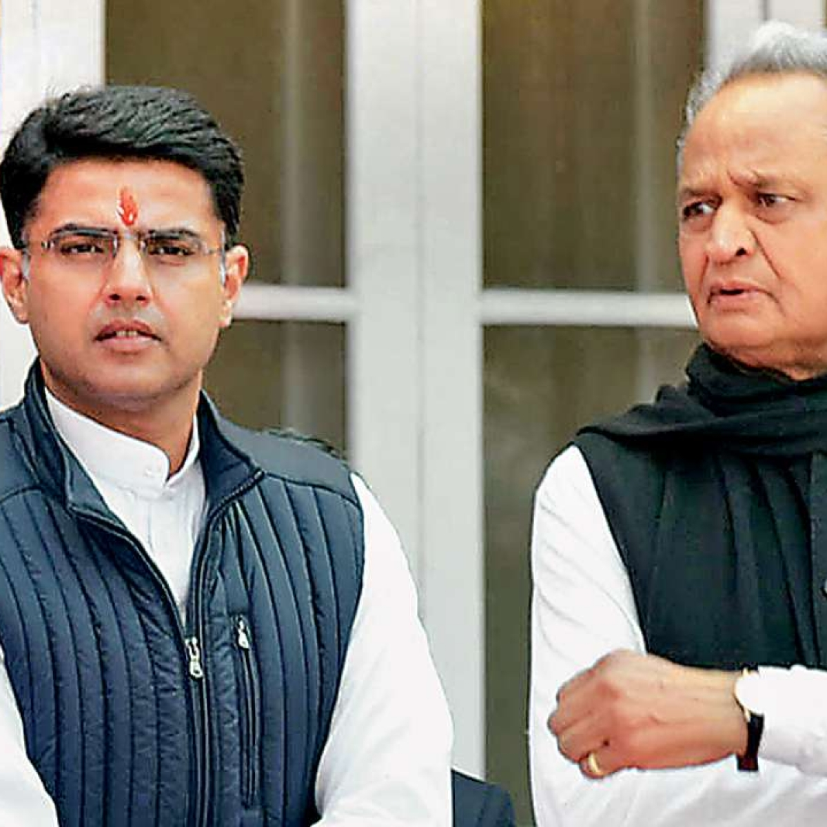 Gehlot told to tone down attack as Pilot faction moves HC to stall Speaker's move to invoke Anti-Defection Law