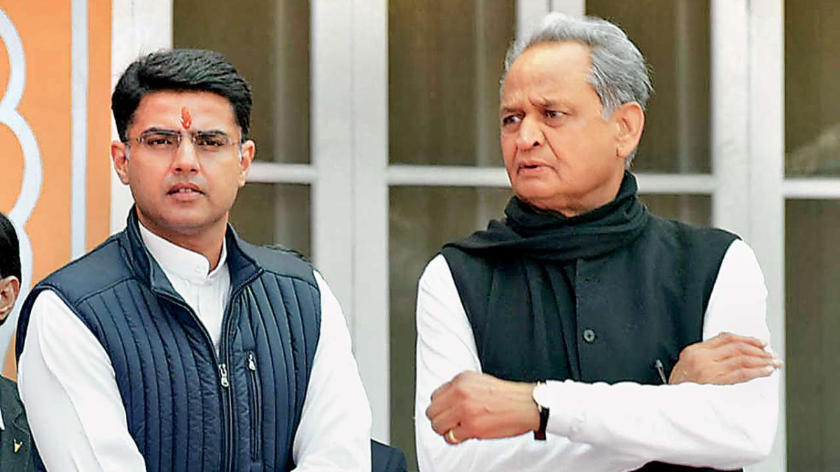 Rajasthan CM Ashok Gehlot accuses BJP of trying to 'bribe' Congress MLAs to shift loyalties to topple government