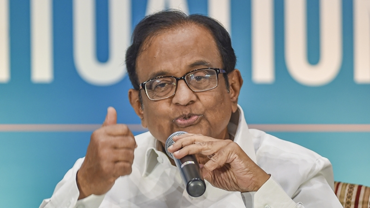 'He is the past, should leave JNU': Chidambaram advises JNU VC to leave university