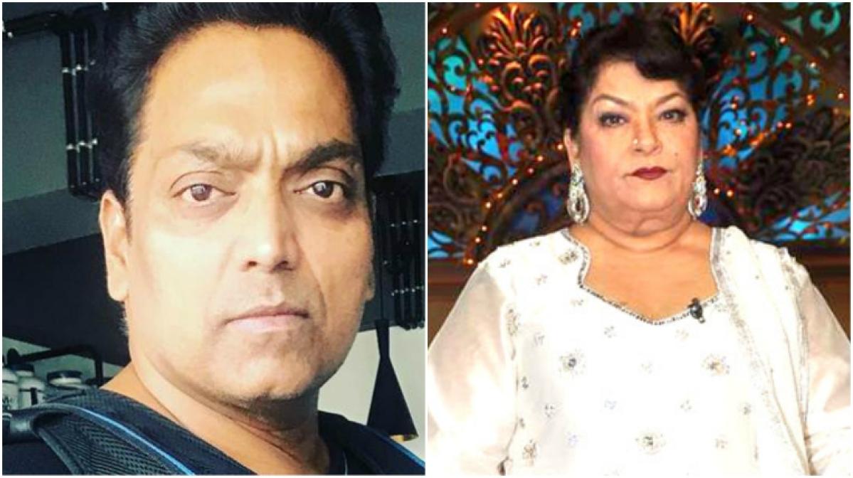 Choreographer Ganesh Acharya alleges Saroj Khan of conspiring against him