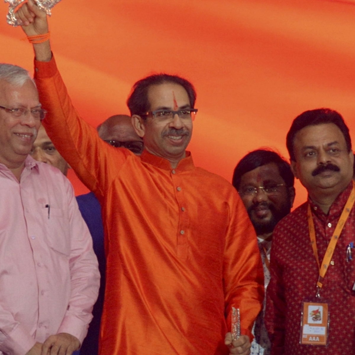 Uddhav Thackeray's message to MNS, BJP, Shiv Sena is not inclined to vacate Hindutva space