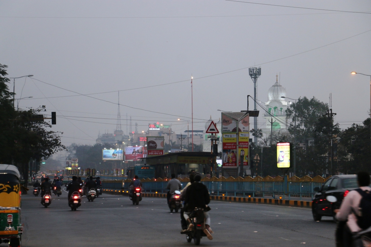 Indore: Night temperature to decrease, mornings to remain foggy