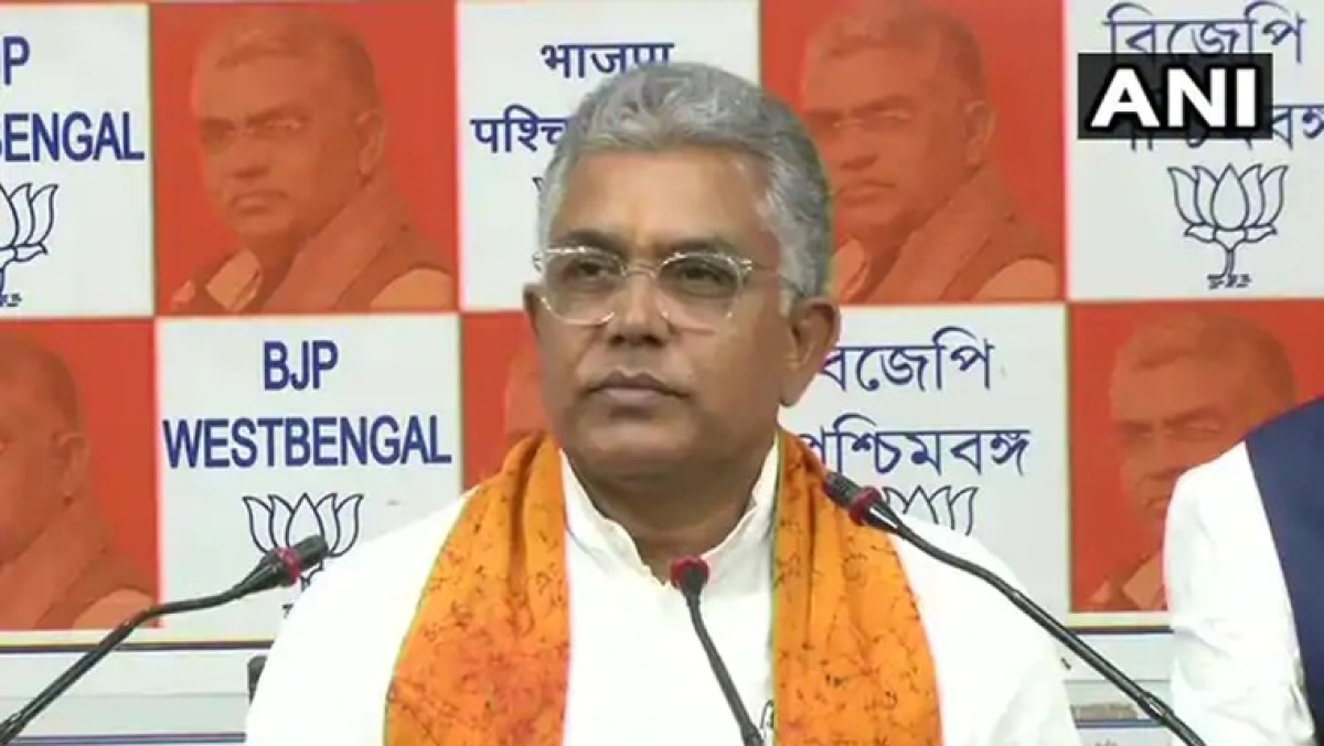 West Bengal Assembly polls: EC issues notice to Dilip Ghosh, seeks explanation for statement on Sitalkuchi incident