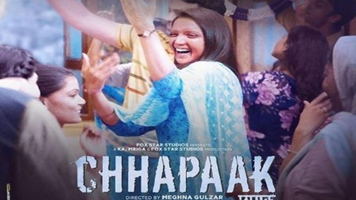 'Bhakts at it again': Twitter on Deepika Padukone's 'Chapaak' getting 4.6 ratings on IMDB