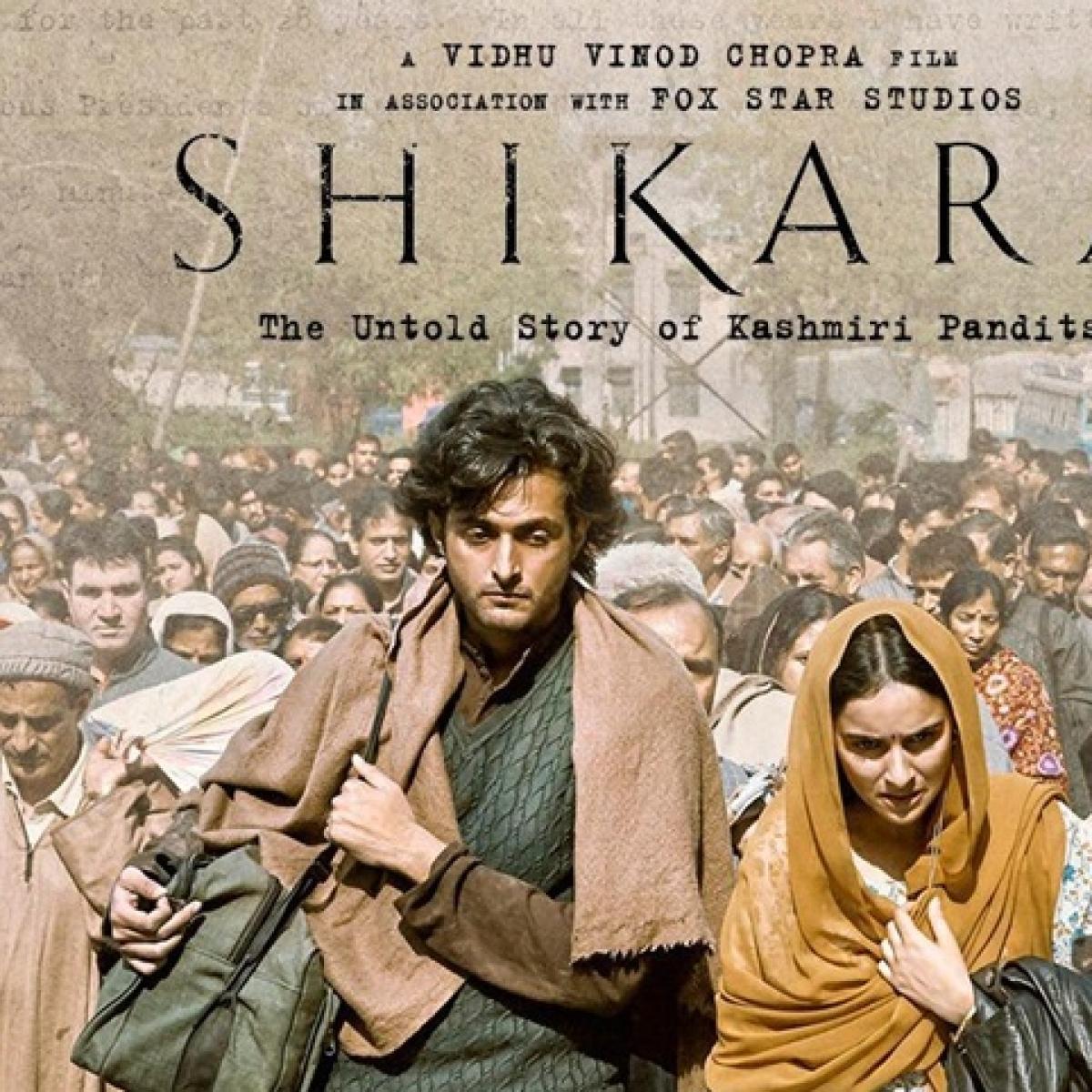 Shikara Trailer: Story of Kashmiri Pandits unfolds 30 years later