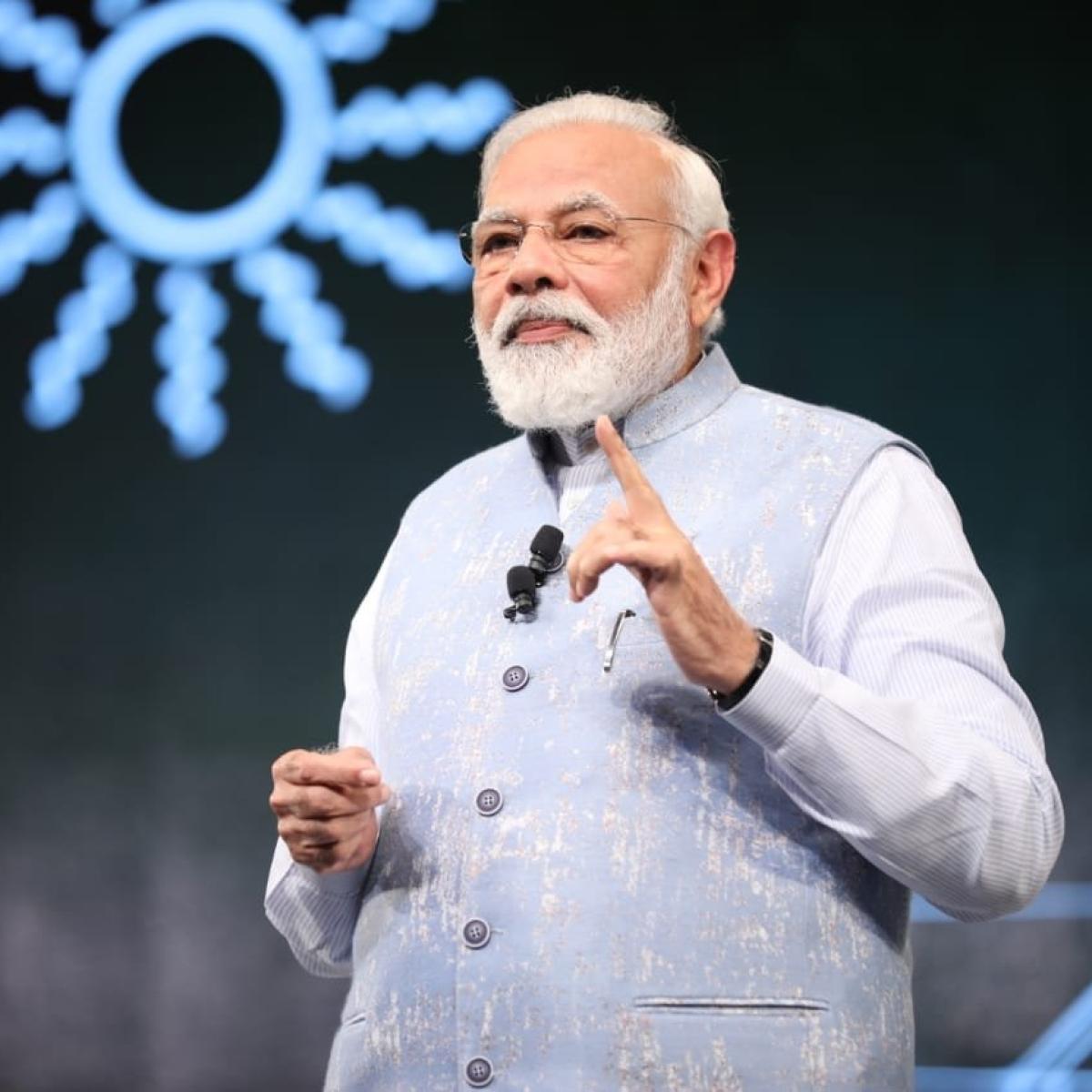 PM Modi may take sanyas from social media
