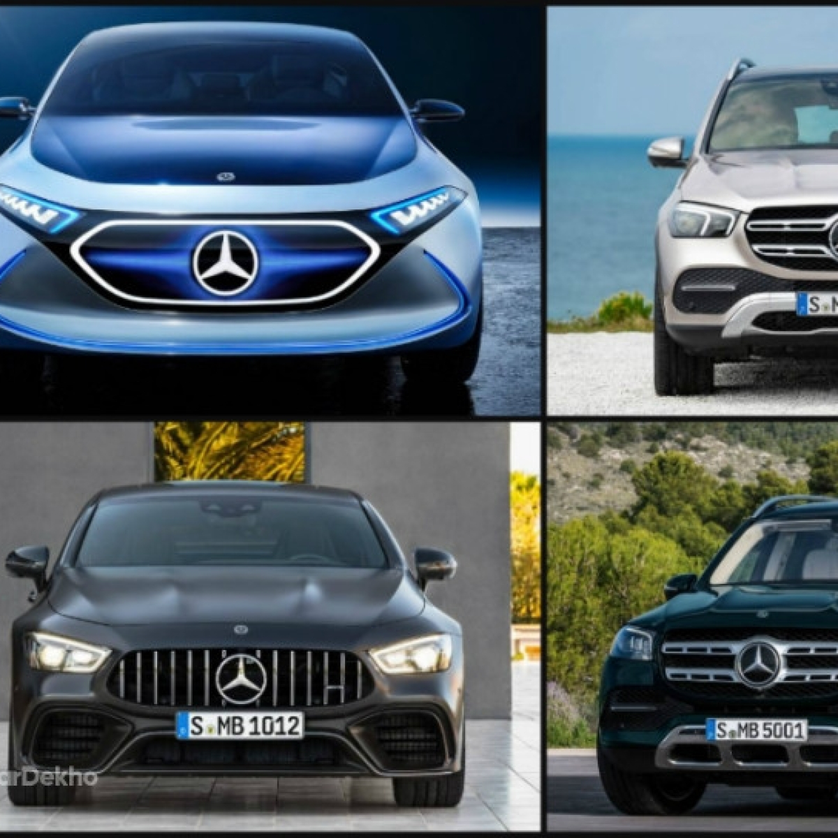 Auto Expo 2020: Mercedes-Benz to bring mix of Luxury, Electric and AMG