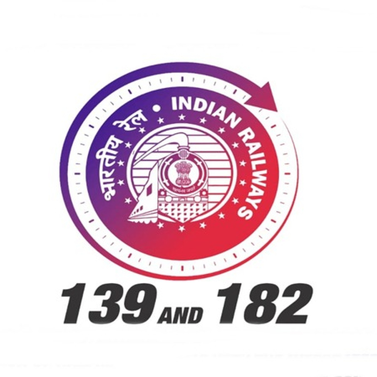 Indian Railways integrates its helpline numbers into a single number -- 139