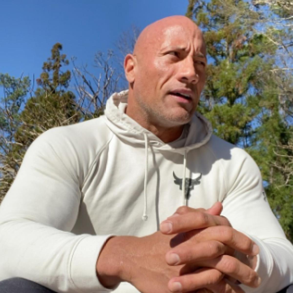Dwayne Johnson finally opens up about father Rocky Johnson's death; watch video