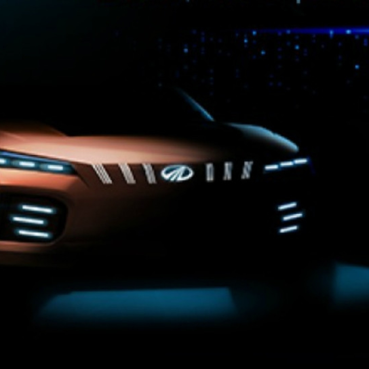 Mahindra To Preview All-New XUV500 At Auto Expo 2020