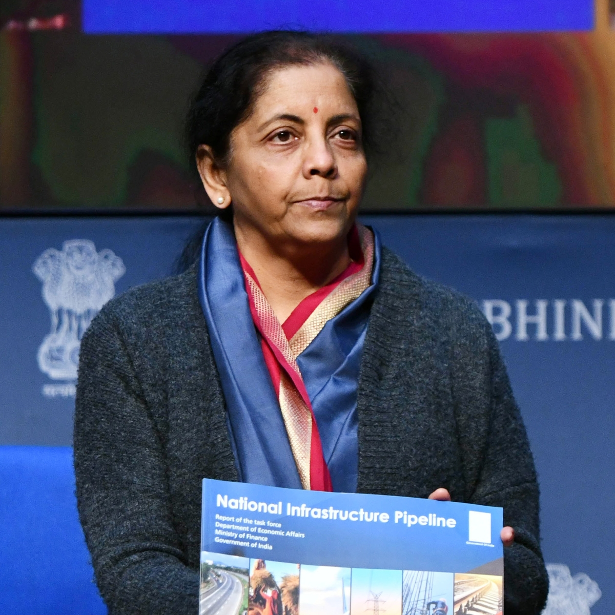 Finance Minister Nirmala Sitharaman participates in CAA awareness campaign