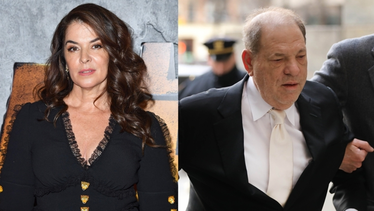 'He raped me': 'The Sopranos' actress Annabella Sciorra testifies against Harvey Weinstein in court