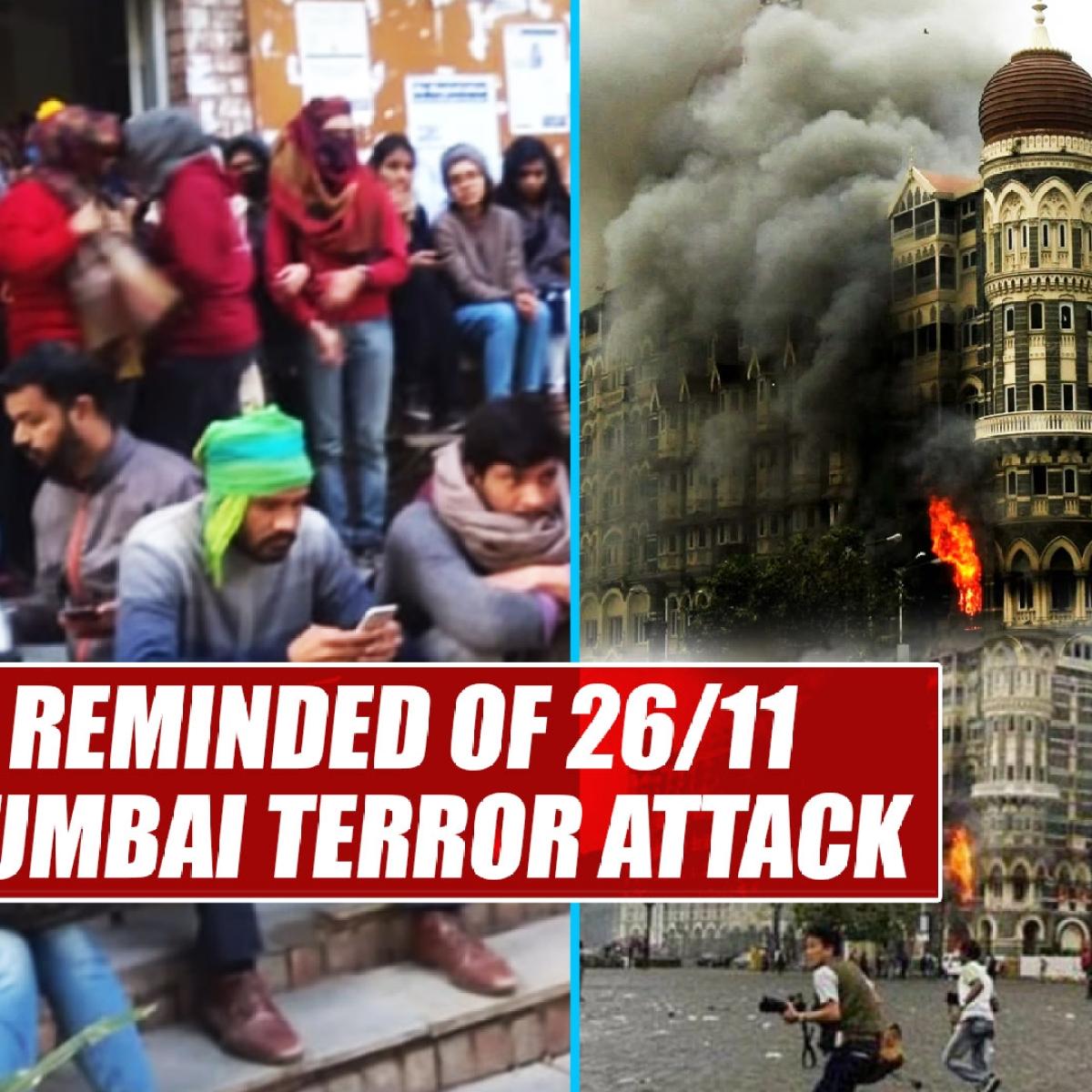 Reminded of 26/11 Mumbai terror attack: Uddhav Thackeray on JNU violence