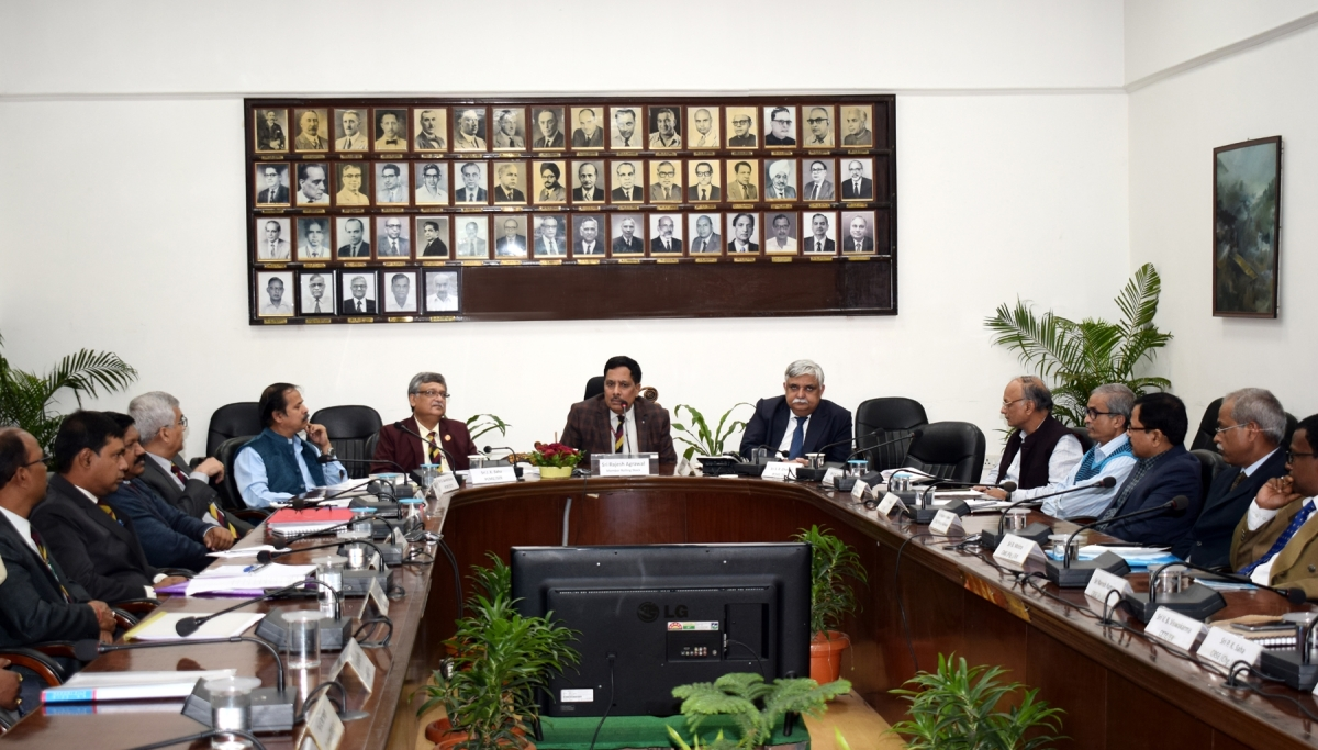 Member, Rolling Stock, Railway Board holds performance review meeting