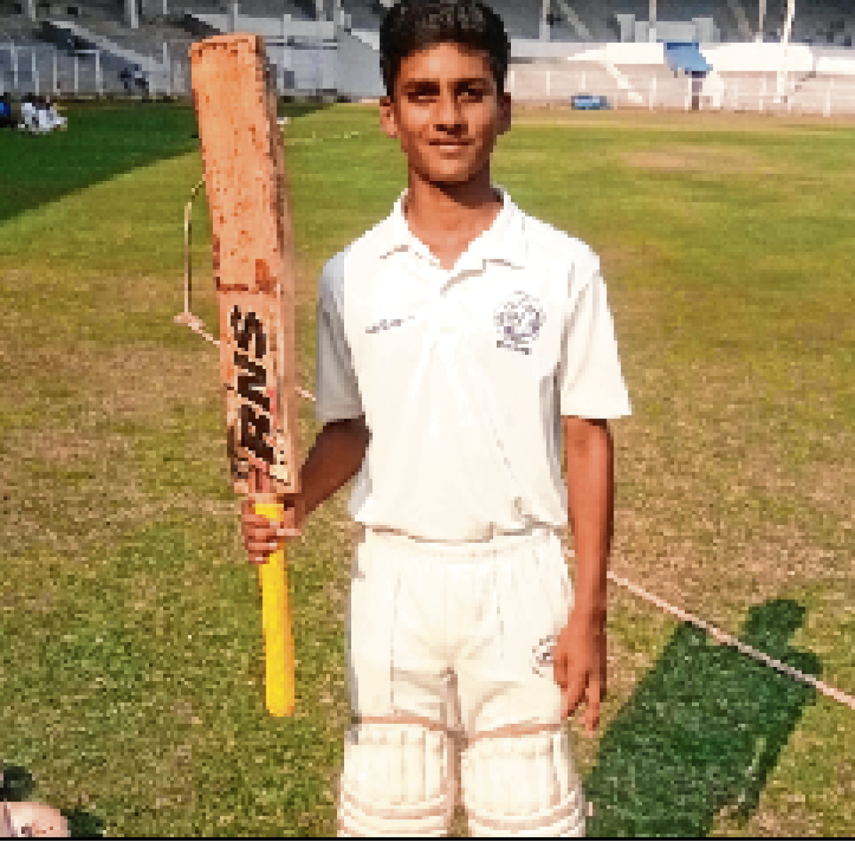 Giles Shield Final: Gritty Vaity saves the day for Swami Vivekanand