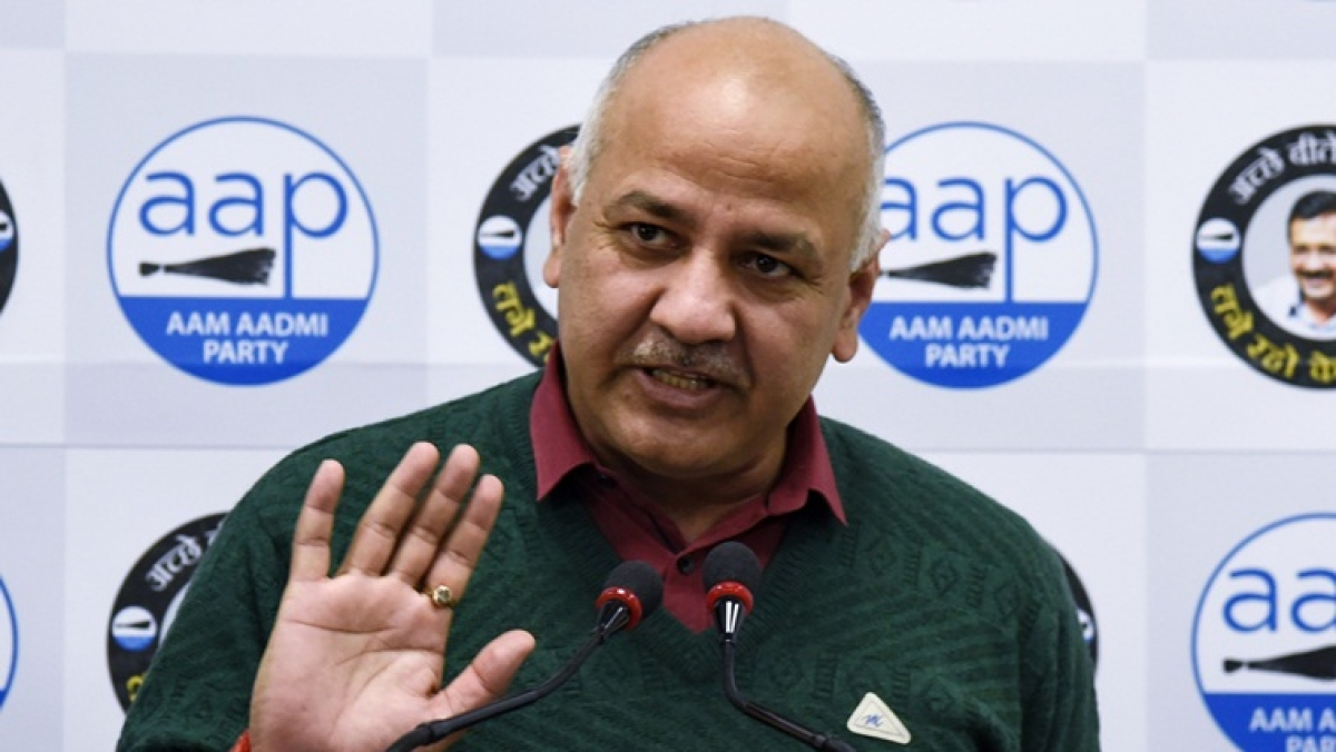 'Requested CBSE to postpone the board exam', says Manish Sisodia amidst violence in Delhi