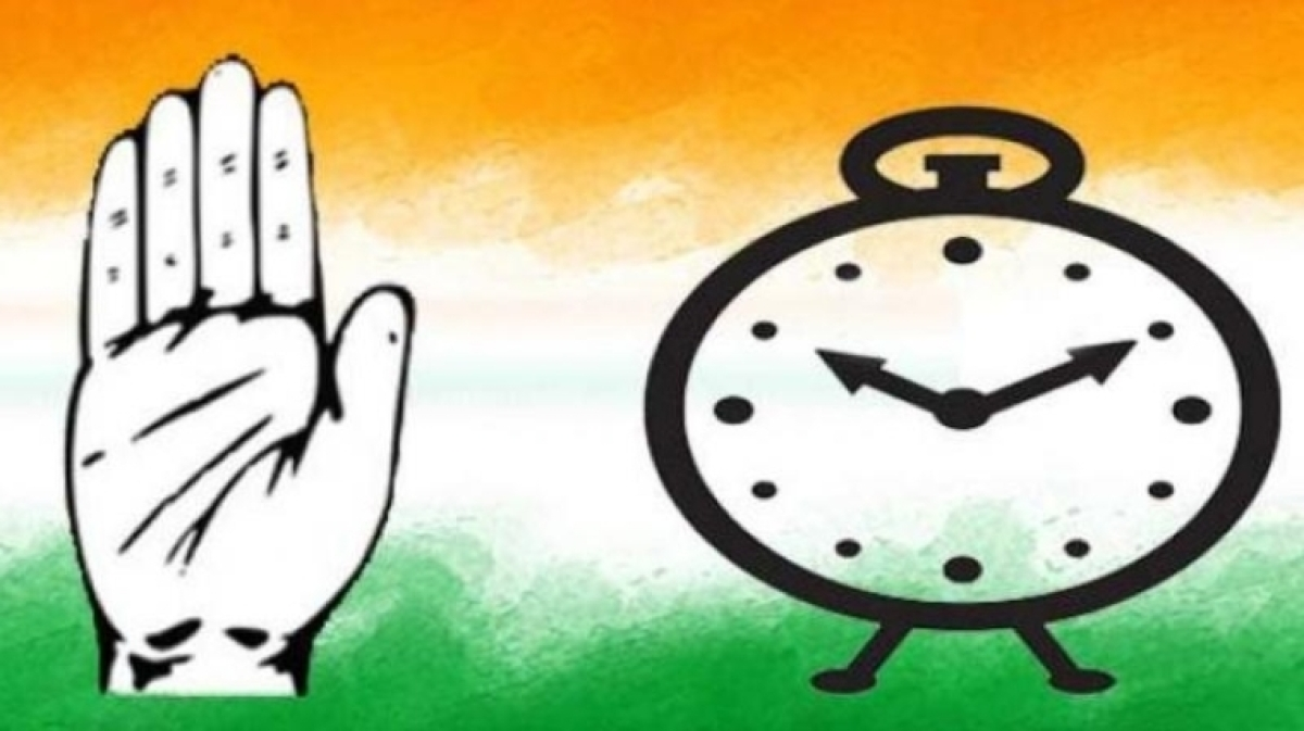 Congress,NCP course correction on caste, regional imbalance