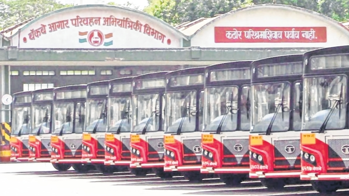 BEST rolls out more conductor-less buses