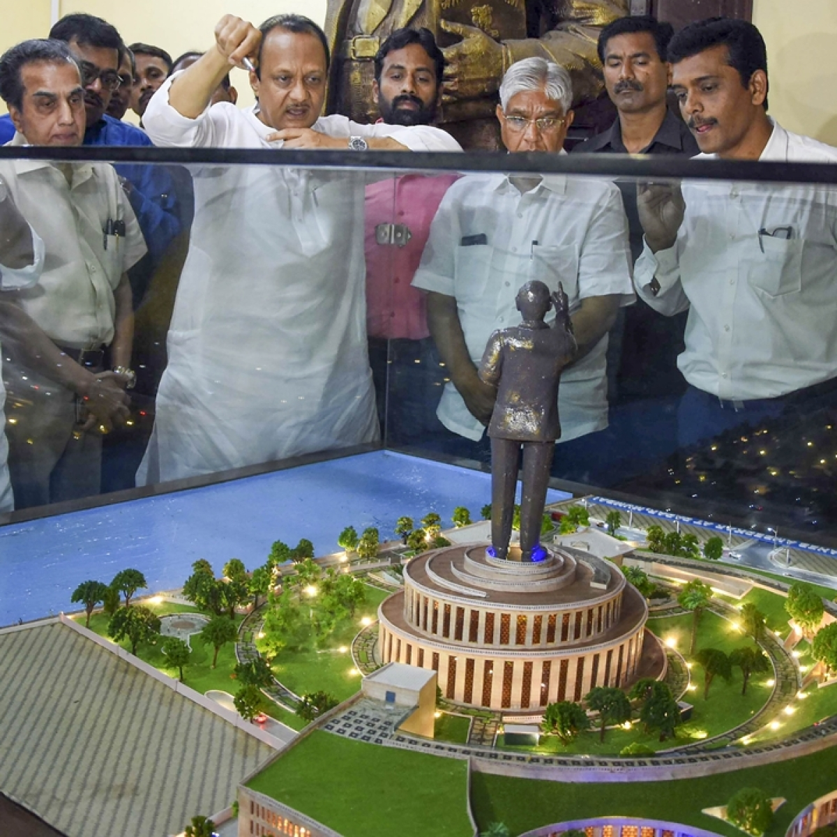 Dr BR Ambedkar Memorial at Indu Mill: Statue height;MMRDA to send proposal to govt